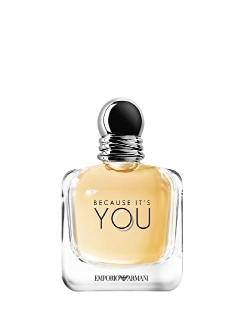 Emporio Armani Because İts You Edp 100 Ml Kadın Parfüm Renksiz